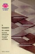 Portada de EL PENSAMIENTO DE L. LAUDAN: RELACIONES ENTRE HISTORIA DE LA CIENCIA Y FILOSOFIA DE LA CIENCIA