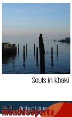Portada de SOULS IN KHAKI