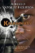 Portada de KALASHNIKOV (EBOOK)
