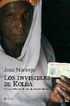 Portada de LOS INVISIBLES DE KOLDA
