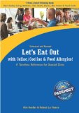Portada de LET'S EAT OUT WITH CELIAC / COELIAC AND FOOD ALLERGIES!: A TIMELESS REFERENCE FOR SPECIAL DIETS
