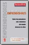 Portada de CASOS DE EXITO EN EMPRENDEDORES