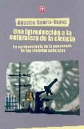 Portada de UNA INTRODUCCION A LA NATURALEZA DE LA CIENCIA: LA EPISTEMOLOGIA EN LA ENSEÑANZA DE LAS CIENCIAS NATURALES