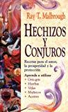 Portada de HECHIZOS Y CONJUROS