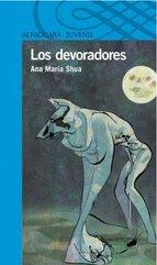 Portada de LOS DEVORADORES (EBOOK)