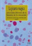 Portada de LA PIZARRA MAGICA: UNA VISION DIFERENTE DE LA HISTORIA DE LA EDUCACION