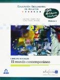 Portada de CIENCIAS SOCIALES: EL MUNDO CONTEMPORANEO, MODULO 3. EDUCACION SECUNDARIA DE ADULTOS