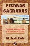 Portada de PIEDRAS SAGRADAS