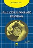 Portada de EVALUACION DE PROGRAMAS EDUCATIVOS