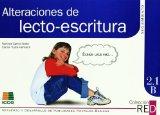Portada de ALTERACIONES LECTO-ESCRITURA SEGUIMIENTO. PARTE 2
