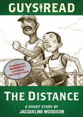 Portada de GUYS READ: THE DISTANCE