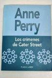 Portada de LOS CRIMENES DE CATER STREET