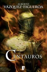 Portada de CENTAUROS (EBOOK)