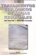 Portada de TRATAMIENTOS BIOLOGICOS DE AGUAS RESIDUALES