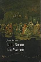 Portada de LADY SUSAN / LOS WATSON (EBOOK)
