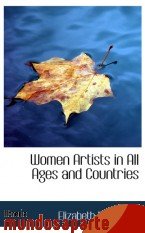 Portada de WOMEN ARTISTS IN ALL AGES AND COUNTRIES