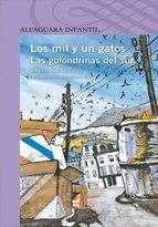 Portada de LOS MIL Y UN GATOS, LAS GOLONDRINAS DEL SUR (EBOOK)