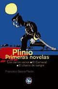Portada de PLINIO : PRIMERAS NOVELAS