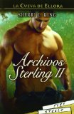 Portada de ARCHIVOS STERLIG II: FYRE STEELE