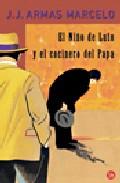 Portada de EL NIÑO DE LUTO Y EL COCINERO DEL PAPA