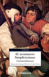 Portada de EL AVENTURERO SIMPLICISSIMUS
