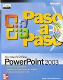 Portada de MICROSOFT OFFICE POWER POINT 2003