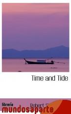 Portada de TIME AND TIDE