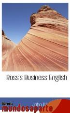 Portada de ROSS`S BUSINESS ENGLISH