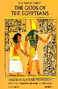 Portada de THE GODS OF THE EGYPTIANS VOL. II