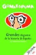 Portada de GRANDES DISGUSTOS DE LA HISTORIA DE ESPAÑA: ¡PA HABERNOS MATAO!