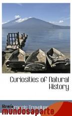 Portada de CURIOSITIES OF NATURAL HISTORY