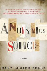 Portada de ANONYMOUS SOURCES