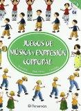 Portada de JUEGOS DE MUSICA Y EXPRESION CORPORAL