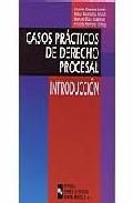 Portada de CASOS PRACTICOS DE DERECHO PROCESAL: INTRODUCCION