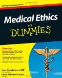 Portada de MEDICAL ETHICS FOR DUMMIES