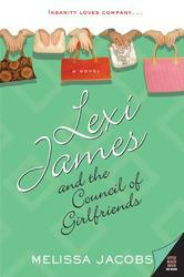 Portada de LEXI JAMES AND THE COUNCIL OF GIRLFRIENDS