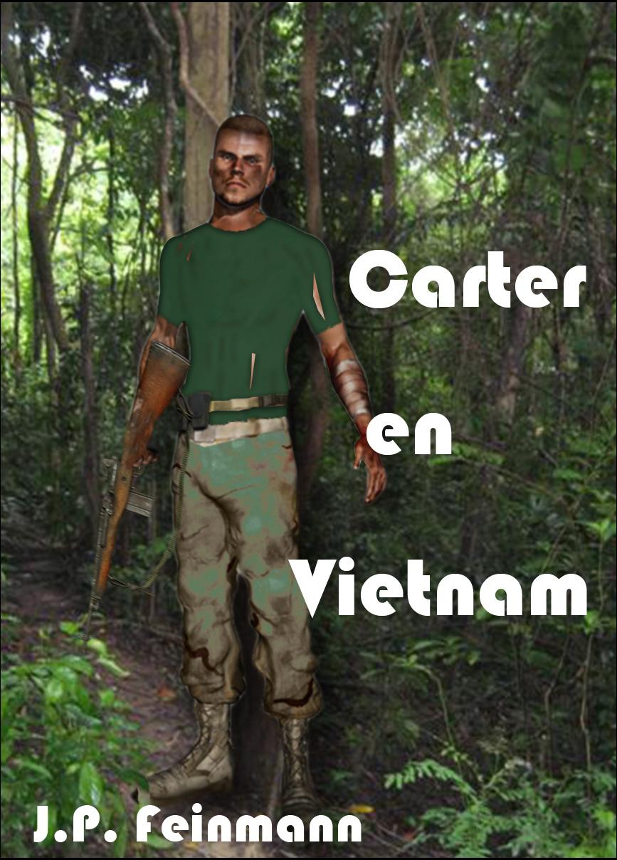 Portada de CARTER EN VIETNAM