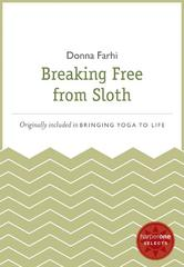 Portada de BREAKING FREE FROM SLOTH