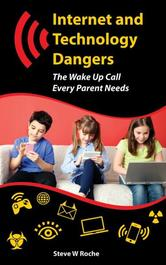Portada de INTERNET AND TECHNOLOGY DANGERS