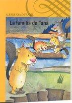 Portada de LA FAMILIA DE TANA (EBOOK)