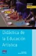 Portada de DIDACTICA DE LA EDUCACION ARTISTICA