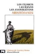 Portada de LOS PARAJOS; LAS RANAS; LAS ASAMBLEISTAS