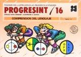 Portada de PROGRESINT 16: COMPRENSION DEL LENGUAJE II