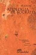 Portada de APOLOGIA DE SOCRATES