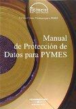 Portada de MANUAL PROTECCION DATOS PYMES