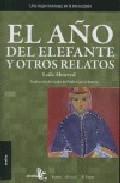 Portada de EL AÑO DEL ELEFANTE Y OTROS RELATOS
