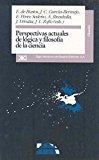 Portada de PERSPECTIVAS ACTUALES DE LOGICA Y FILOSOFIA DE LA CIENCIA
