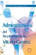 Portada de ADMINISTRATIVOS DEL AYUNTAMIENTO VITORIA-GASTEIZ TEST DE LA PARTEESPECIFICA