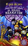 Portada de EL EQUIPO KRAKATEK 2: EL PEZ DE ORO