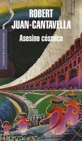 Portada de ASESINO CÓSMICO